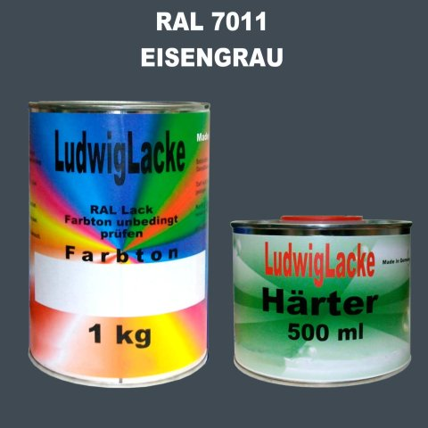 Ral Set 1 5 Kg Matt Incl Harter Autolackshop Ludwiglacke Gmbh